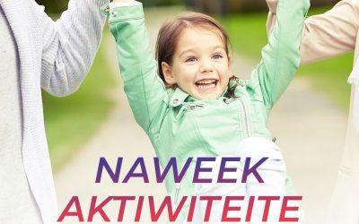 6 naweek aktiwiteite om te probeer hierdie naweek – Deel 3